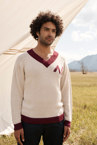 'ACHIY' Alpaka Pullover (Ilyes) - ACHIY