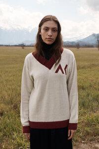 'ACHIY' Alpaka Pullover (Lara) - ACHIY