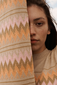 'Mountain' Pima Cotton Schal - ACHIY