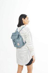 Rucksack - Scout Mini - aus recyceltem Polyester - Lefrik