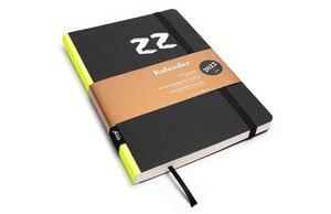 Kalender 2022 - Klassik, DIN A5, Schwarz, Handmade - tyyp