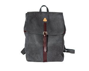 LIMITED EDITION!! - Damen Leder Laptop Rucksack ALEXA für Studium oder Arbeit - 100% Made in Italy - Ritagli di G