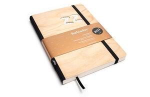 Kalender 2022 - Klassik, DIN A5, Echtholzfurnier, Handmade - tyyp