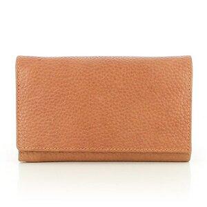 Geldbörse aus Leder braun Joyce - Mitienda Shop