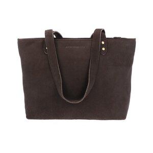 Shopper Tasche aus mattem Öko-Leder - Emily - MoreThanHip