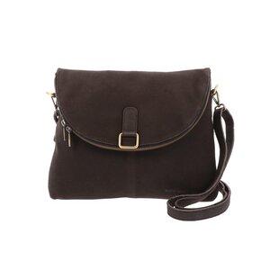 Umhängetasche und Rucksack in einem aus mattem Öko-Leder - Cloe - MoreThanHip
