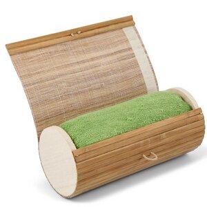 Handtuch Bambou Relax 50x100 cm - Citizen Green by Bewear