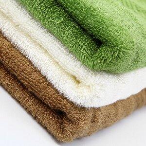 Handtuch Bambou Relax 70x140 cm - Citizen Green by Bewear