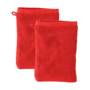 Living Crafts Waschhandschuh, 2er-Pack - Living Crafts