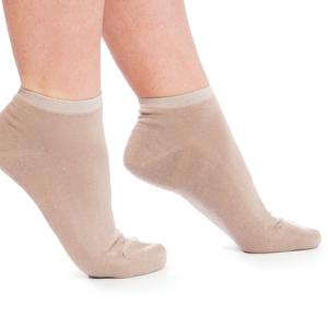 Living Crafts Sneaker-Socken, 2er-Pack - Living Crafts