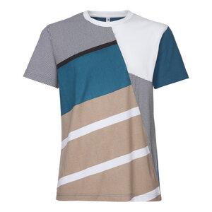 ThokkThokk Planks T-Shirt Man Denim - THOKKTHOKK