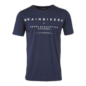 T-Shirt BrainBikers - Total Eclipse - KnowledgeCotton Apparel