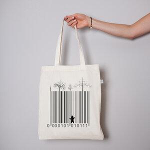 Barcode Cage - Bio-Beutel von Coromandel - Coromandel