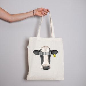Cow Barcode - Bio-Beutel von Coromandel - Coromandel