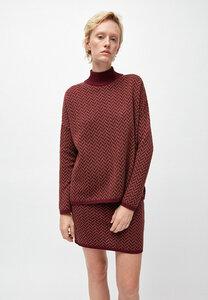 IVANNAA HERRINGBONE - Damen Pullover aus Bio-Baumwolle - ARMEDANGELS
