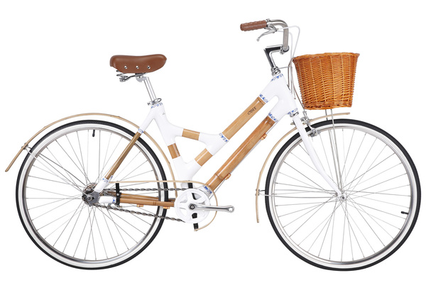 bamboobee ladies mi bambus fahrrad avocadostore. Black Bedroom Furniture Sets. Home Design Ideas