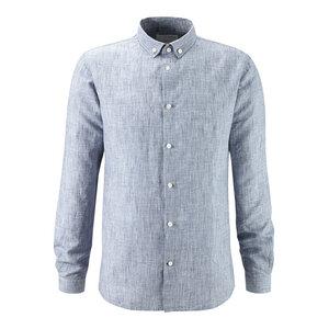 Leinen Shirt - KnowledgeCotton Apparel