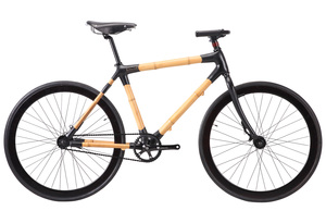 Phoenix Original Bambus Fahrrad - Bamboobee
