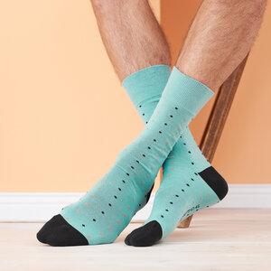 Socken, 2er-Pack - Living Crafts