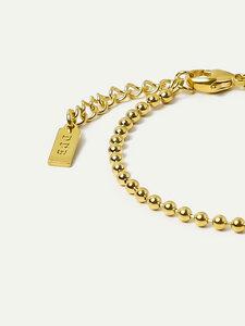 Armband Luise | Kugelkette in Gold und Silber | 15cm Länge - DEAR DARLING BERLIN