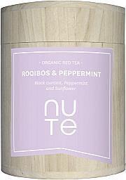 NUTE - Bio Rooibos Tee - Rooibos & Peppermint - NuTe