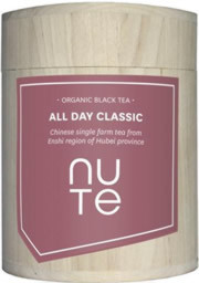 NUTE - Bio Schwarzer Tee 100g - NuTe