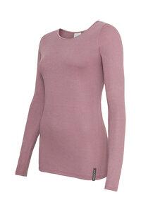 Langarmshirt Ninette aus Baumwolle - Manomama