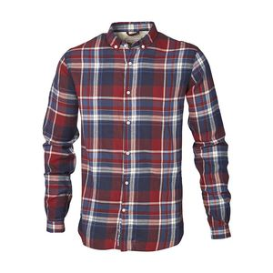 Checked Shirt - KnowledgeCotton Apparel