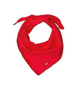 Dreieckstuch rot - People Wear Organic
