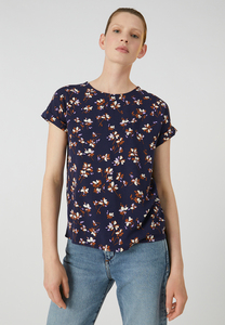 LAAORI FLOWERS AND PETALS - Damen Bluse aus LENZING ECOVERO - ARMEDANGELS