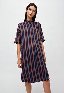 MAARJULI MULTICOL STRIPES - Damen Kleid aus LENZING ECOVERO - ARMEDANGELS
