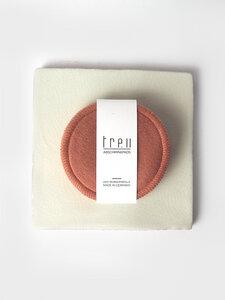 10 waschbare Abschminkpads Bio-Sweat & Bio-Sweat - treu