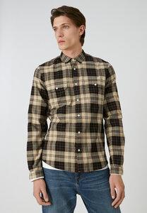 NAARSA CHECK - Herren Hemd aus Bio-Baumwolle - ARMEDANGELS