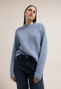 HINAA - Damen Pullover aus Bio-Woll Mix - ARMEDANGELS
