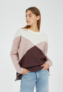 DALILAA GRAPHICS - Damen Pullover aus Bio-Baumwolle - ARMEDANGELS