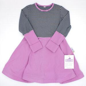 """Kinder Kleid """"Stella"""" - Langarm - CHARLE - sustainable kids fashion"""