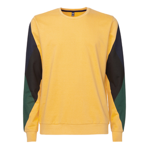 ThokkThokk TT29 Diamond Sleeves Pullover Man Honey - THOKKTHOKK