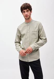 LITAA - Herren Hemd aus Bio-Baumwoll Mix - ARMEDANGELS