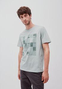 JAAMES TENNIS COURT - Herren T-Shirt aus Bio-Baumwolle - ARMEDANGELS