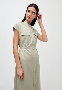 KJAALVOR - Damen Kleid aus Bio-Baumwoll Mix - ARMEDANGELS