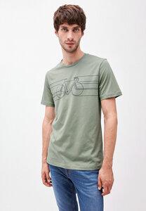 JAAMES SMOOTH BIKE - Herren T-Shirt aus Bio-Baumwolle - ARMEDANGELS