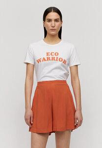 MARAA ECO WARRIOR - Damen T-Shirt aus Bio-Baumwolle - ARMEDANGELS