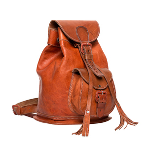 """hecho. Lederrucksack """"Carla"""" (S) (Rucksack, Leder, Tasche, Ledertasche, Backpack) - hecho."""