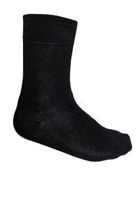 7er Pack Herren Socken schwarz GOTS - 108 Degrees