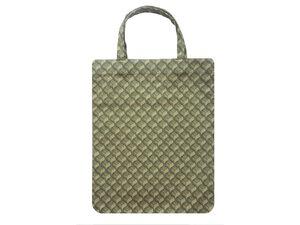 Mini Tasche Grüne Tapete für Kinder / Bücher / Lunch - Leesha