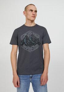 JAAMES LET'S GET LOST - Herren T-Shirt aus Bio-Baumwolle - ARMEDANGELS