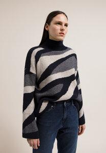 MEYLANAA NATURAL - Damen Pullover aus Bio-Woll Mix - ARMEDANGELS