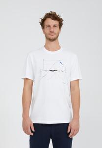 AADO MEASURE HIGH - Herren T-Shirt aus Bio-Baumwolle - ARMEDANGELS