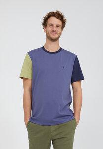 AADO COLORBLOCK - Herren T-Shirt aus Bio-Baumwolle - ARMEDANGELS