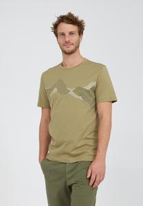 JAAMES DOT MOUNTAINS - Herren T-Shirt aus Bio-Baumwolle - ARMEDANGELS